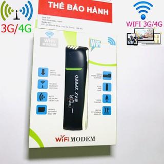 Thiết bị usb 3g 4g phát wifi chạy ổn định bằng sim 3g 4g