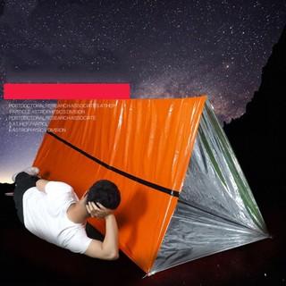 Lều túi ngủ khẩn cấp giữ nhiệt dễ dàng gấp gọn tiện dụng
