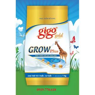 [CHÍNH HÃNG] Sữa Bột Gigo Gold Grow Plus( Phát triển thể lực toàn diện )