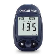 Máy đo đường huyết Acon On-Call Plus Blood Glucose Meter - 3531528 , 864907021 , 322_864907021 , 1290000 , May-do-duong-huyet-Acon-On-Call-Plus-Blood-Glucose-Meter-322_864907021 , shopee.vn , Máy đo đường huyết Acon On-Call Plus Blood Glucose Meter