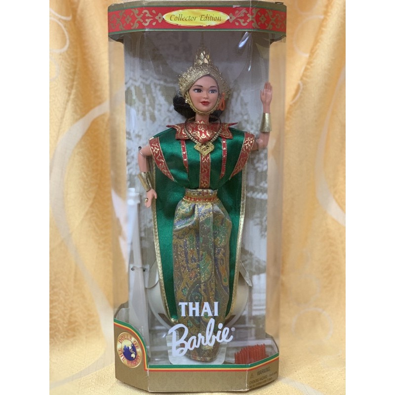 Búp bê barbie dolls of the world Thailand