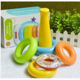 [GIẢM GIÁ] đồ chơi tháp xếp vòng cho bé   Hàng Bán Chạy