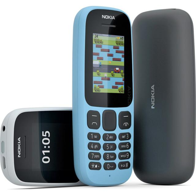 Điện thoại Nokia 105 1 Sim 2017 - Hàng chính...