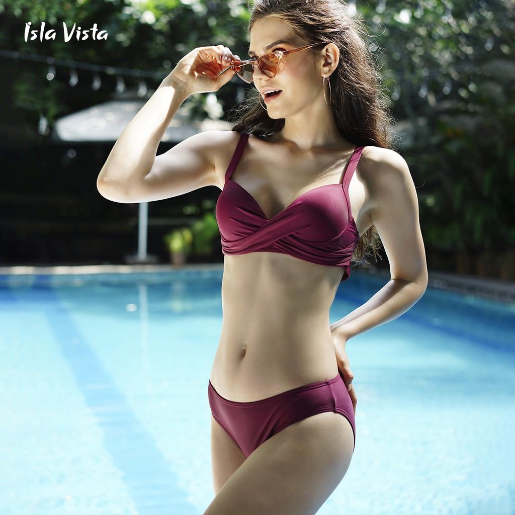 [Mã WABR44 giảm 15% đơn 300k] Quần bơi mini cơ bản Isla Vista IVWB013