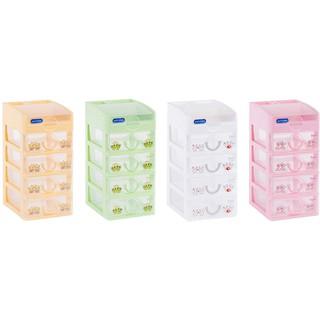 Tủ nhựa mini đa năng tủ mỹ phẩm, tủ thuốc, tủ văn phòng 3,4,5 tầng