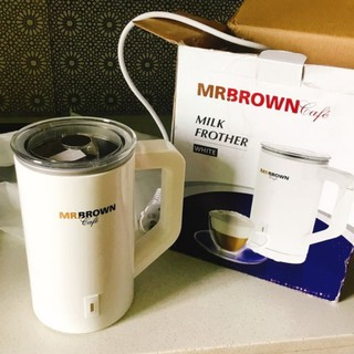 Máy Tạo bọt sữa MR.Brown Cafe (Mới 100%_Hàng chính hãng)