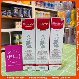 Kem dưỡng chống rạn Mustela cho bà bầu Stretch Marks Prevention Cream 150ml
