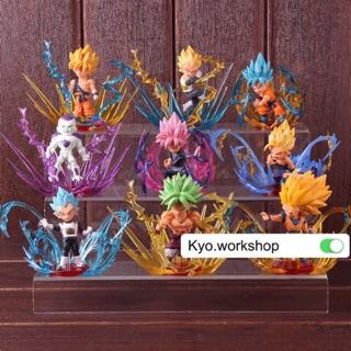 Mô hình Chibi nhân vật trong Dragon Ball