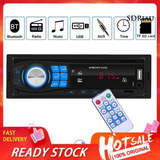 Máy Nghe Nhạc Mp3 Bluetooth Qcdz 12v Cho Xe Hơi thumbnail