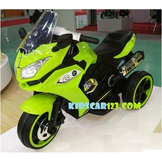 XE MOTO ĐIỆN 1200GS MÀU LÁ