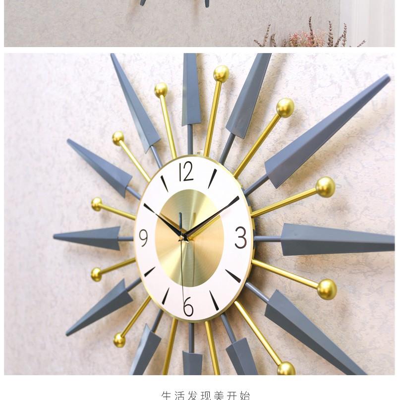 Đồng hồ treo tường 3D cá tính, Đồng Hồ 3 chiều thời trang, hiện đại mang đến cho căn phòng sự Ấm Áp và Sang Trọng 631