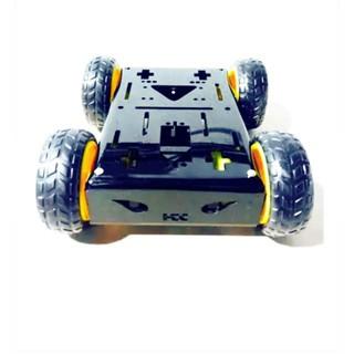 Bộ kit robot 4 bánh làm robocon