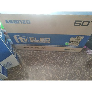 Ti vi asanzo 50 inch – màn hình cường lực