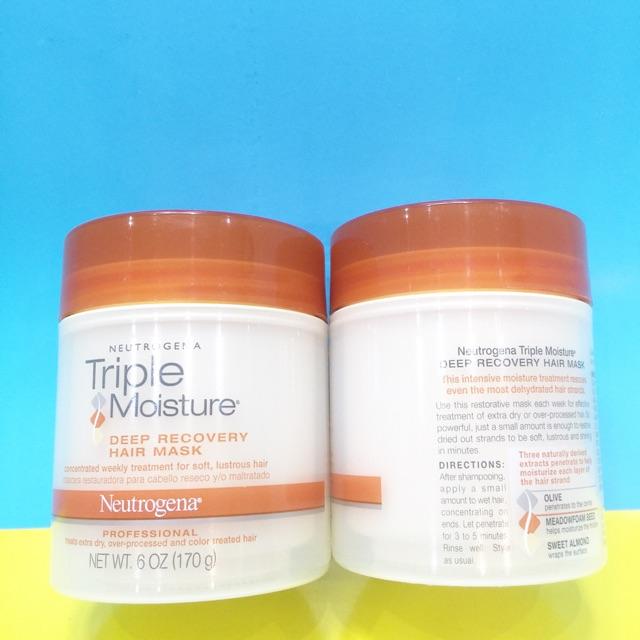 mặt nạ ủ tóc Neutrogena