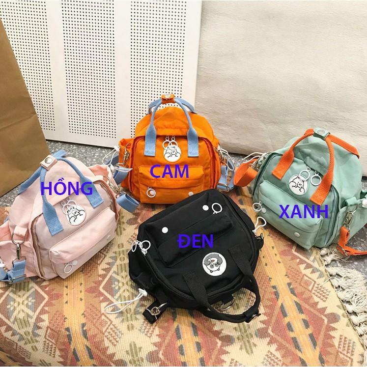 Balo laptop du lịch đi học mini nữ đẹp METIA BL63