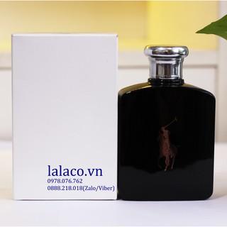 Nước Hoa Nam Tester Ralph Lauren Polo Black 125ml thumbnail