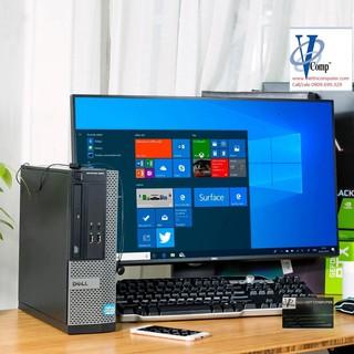 Máy tính Đồng Bộ DELL OPTIPLEX 3020/9020SFF. Hàng nhập khẩu,Fullbox thùng xốp, bảo hành 12 tháng