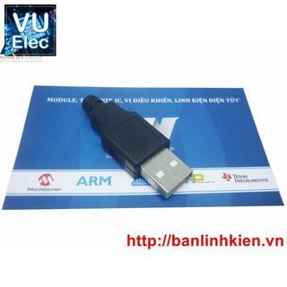 Đầu Jack USB A Đực