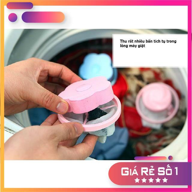 [SẴN KHO] túi lọc rác trong máy giặt siêu sạch