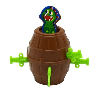 🔥Big-Sale🔥 Kids Funny Gadget Pirate Barrel Game Toys for Children Stab Pop Up Toy Gift