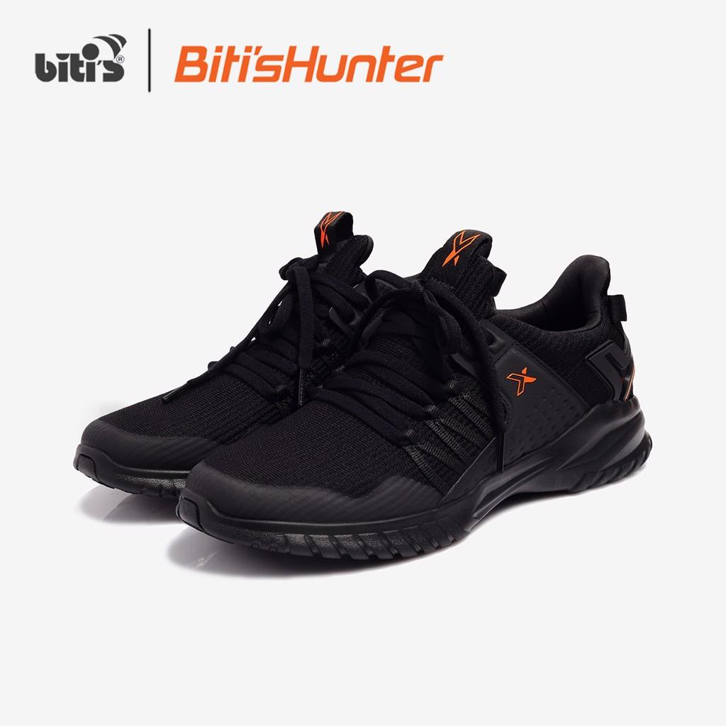 GIÀY THỂ THAO NAM BITIS HUNTER X 2K19 - JET BLACK DSMH02200DEN (ĐEN)