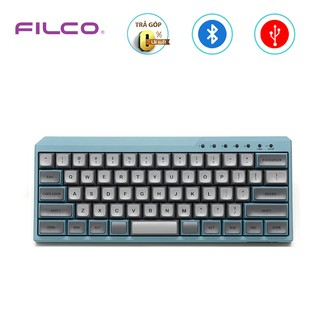 Bàn phím cơ Bluetooth Filco Minila-R Convertible ASAGI - Hàng chính hãng thumbnail