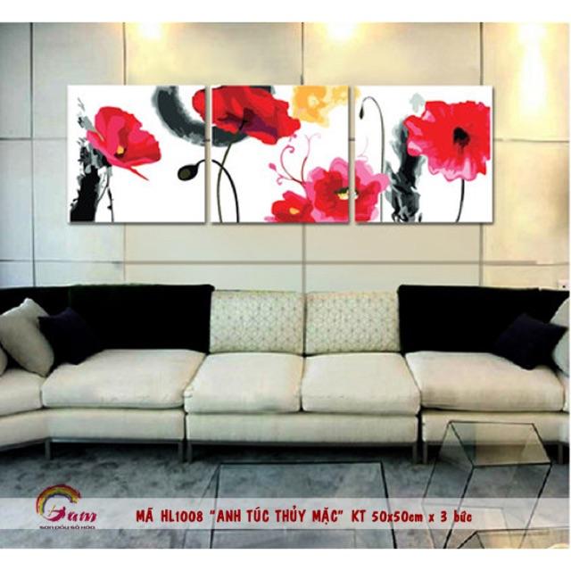 Bộ tranh sơn dầu số hoá tự tô màu DIY trang trí - Mã HL1008 Hoa anh túc - 3407566 , 1170990820 , 322_1170990820 , 338000 , Bo-tranh-son-dau-so-hoa-tu-to-mau-DIY-trang-tri-Ma-HL1008-Hoa-anh-tuc-322_1170990820 , shopee.vn , Bộ tranh sơn dầu số hoá tự tô màu DIY trang trí - Mã HL1008 Hoa anh túc