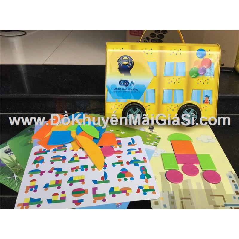 Bộ đồ chơi xếp hình hộp thiếc xe hơi Enfa cho bé - Kt hộp: (32 x 22 x 6) cm - GG10. - 3337933 , 750871603 , 322_750871603 , 57000 , Bo-do-choi-xep-hinh-hop-thiec-xe-hoi-Enfa-cho-be-Kt-hop-32-x-22-x-6-cm-GG10.-322_750871603 , shopee.vn , Bộ đồ chơi xếp hình hộp thiếc xe hơi Enfa cho bé - Kt hộp: (32 x 22 x 6) cm - GG10.