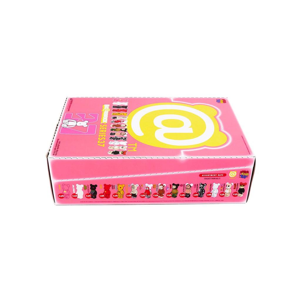 Bearbrick series 37 (pack 24) - Hàng chính hãng Medicom toy Nhật Bản