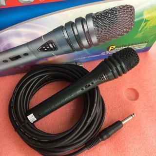 Micro có dây karaoke Shupu SM-8000.
