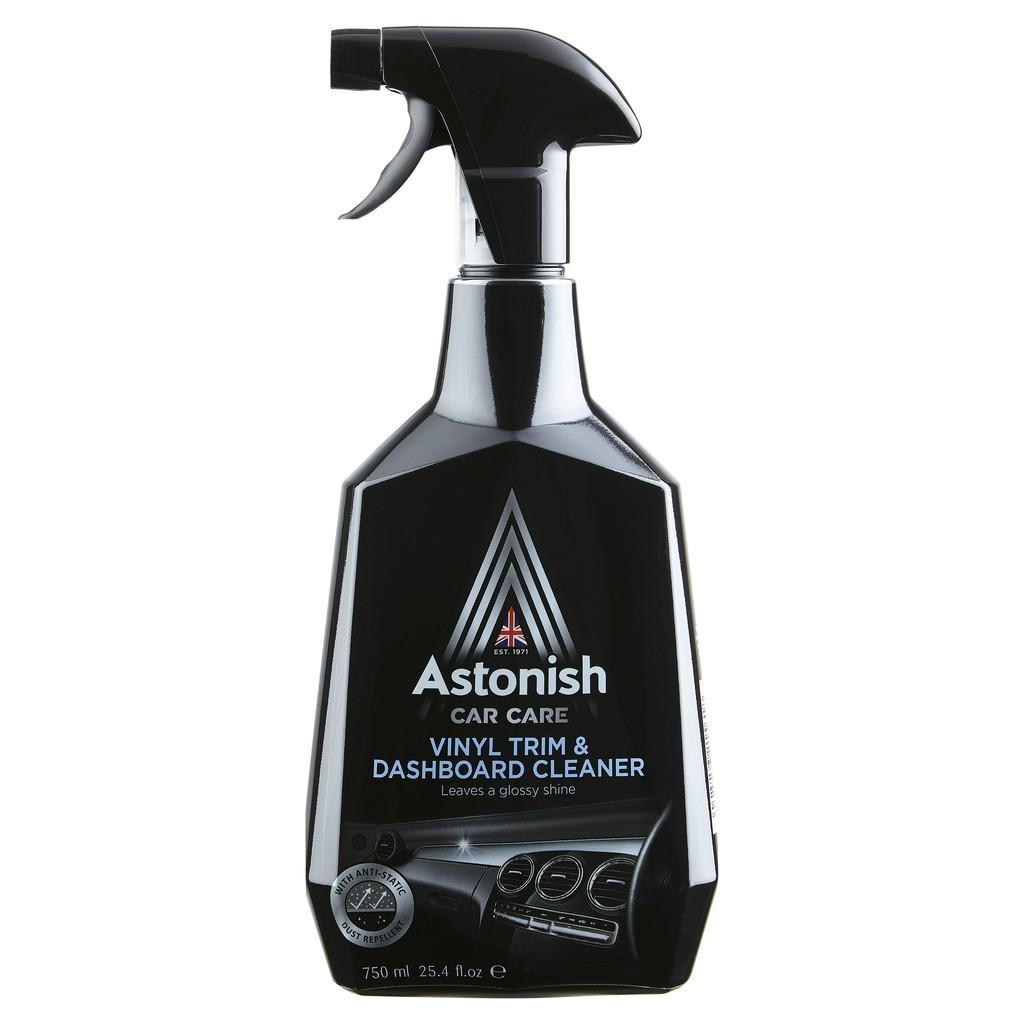 [GÍA CỰC TỐT] Bình dung dịch vệ sinh nội thất xe ô tô - Sáng bóng như mới ASTONISH C1561 - Songkhoe365