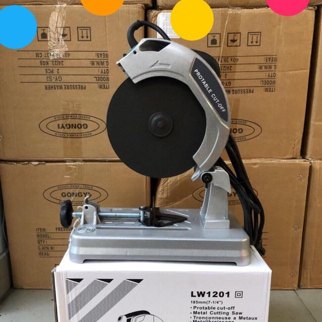 Máy cắt bàn mini chính hãng MAKITA PROTABLE LW1201 đĩa cắt 185mm THAILAND