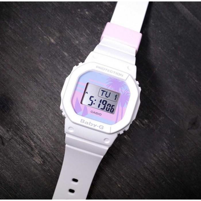 [Mã FARSBR243 giảm 15% đơn 249K] Đồng Hồ Casio Nữ Baby - G BGD-560BC-7DR