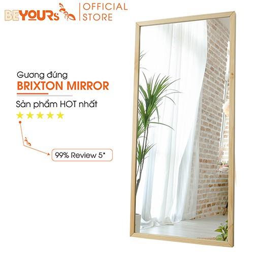 [Mã HLBEST1111 giảm 15% đơn 99K] Gương Đứng Soi Toàn Thân BEYOURs Brixton Mirror Nội Thất Kiểu Hàn Lắp Ráp