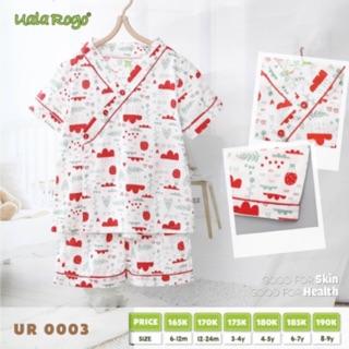 Pijama cho bé gái