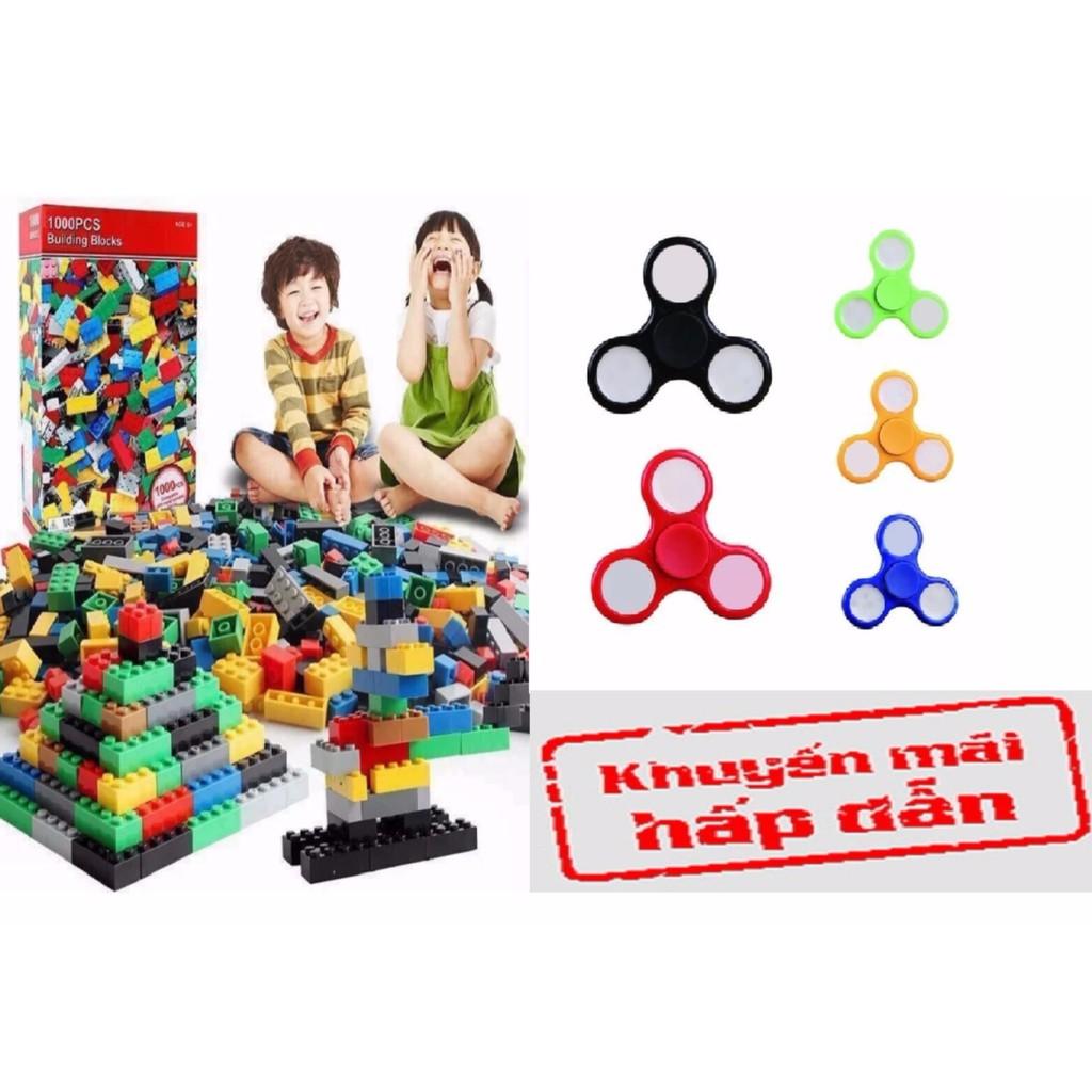 Bộ đồ chơi lego xếp hình 1000 chi tiết - tặng kèm 2 con quay đèn led màu ngẫu nhiên cho bé - 3238028 , 532574013 , 322_532574013 , 305000 , Bo-do-choi-lego-xep-hinh-1000-chi-tiet-tang-kem-2-con-quay-den-led-mau-ngau-nhien-cho-be-322_532574013 , shopee.vn , Bộ đồ chơi lego xếp hình 1000 chi tiết - tặng kèm 2 con quay đèn led màu ngẫu nhiên ch