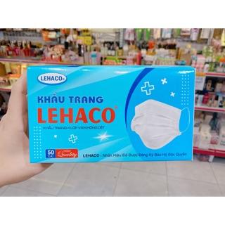 Khẩu trang y tế LeHaCo thumbnail