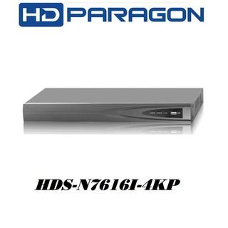 Đầu ghi hình camera IP 16 kênh HDPARAGON HDS-N7616I-4KP thumbnail
