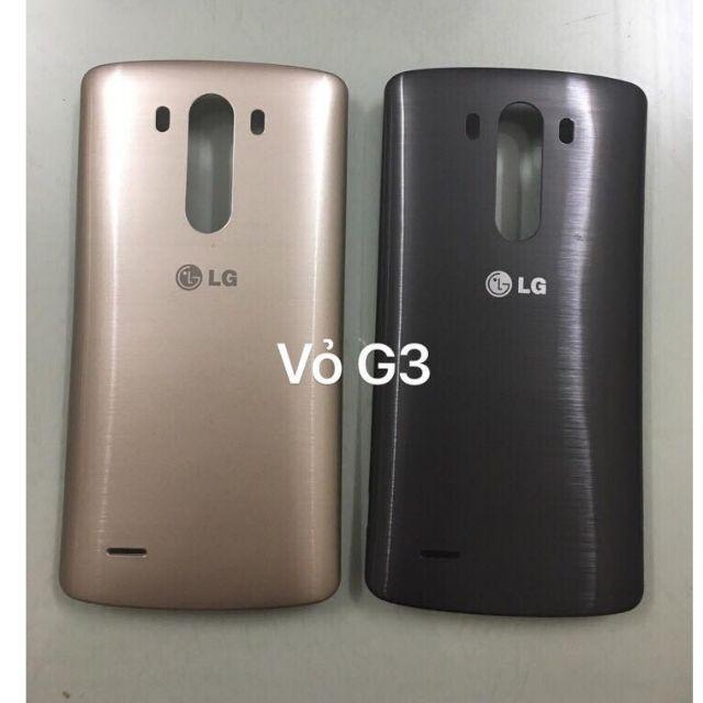 [ FREESHIP ]Vỏ nắp lưng cho LG G3 - Hàng nhập khẩu