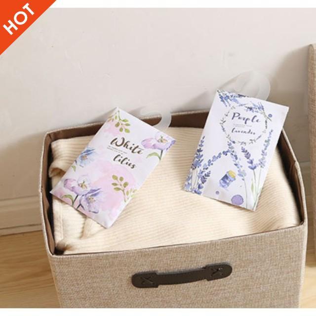 [CHẤT LƯỢNG CAO] -  Túi thơm treo tủ quần áo, hương thơm dễ chịu 21,5*14cm