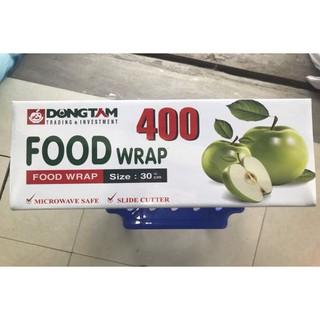 Màng Bọc Thực Phẩm Food Wrap 30 x 400