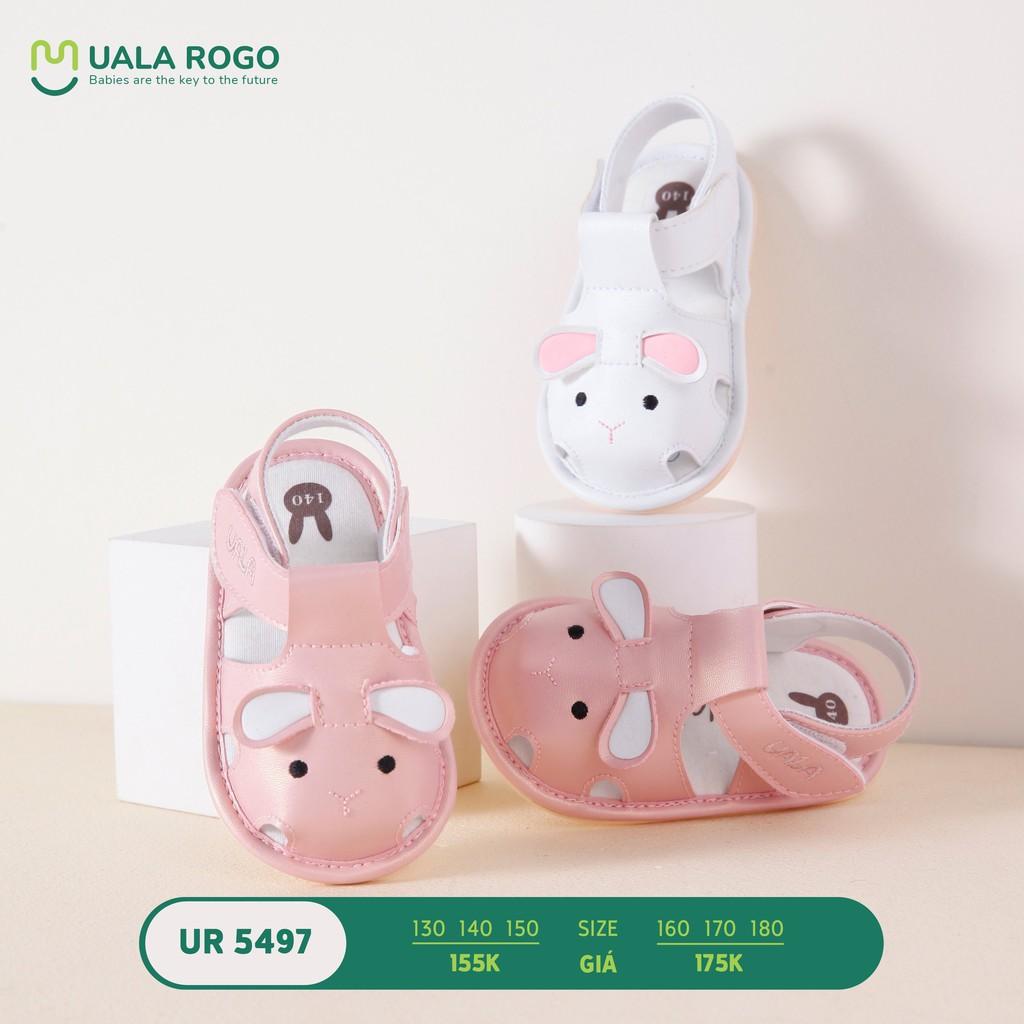 Dép Uala Rogo cho bé trai bé gái - Nhiều mẫu - dép tập đi Uala Rogo