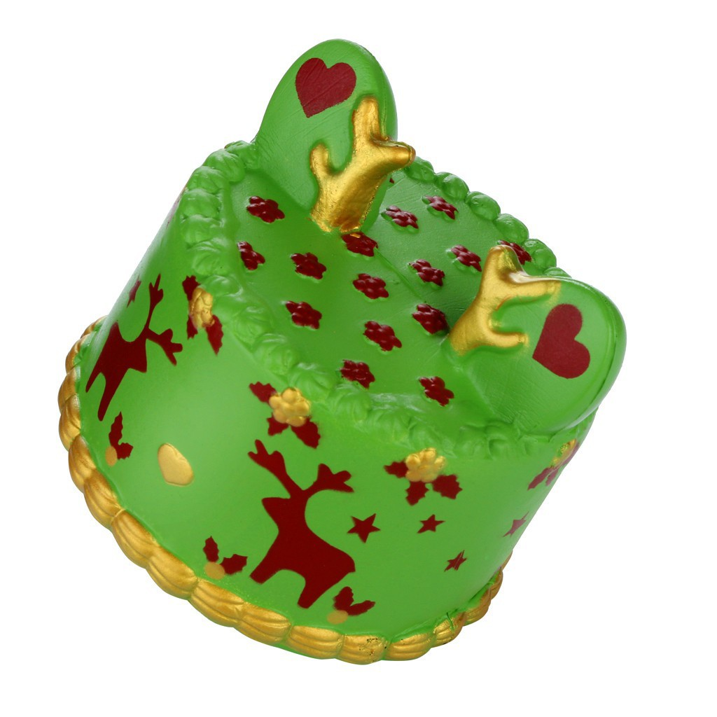 Đồ chơi Squishy hình bánh kem|Loamini565
