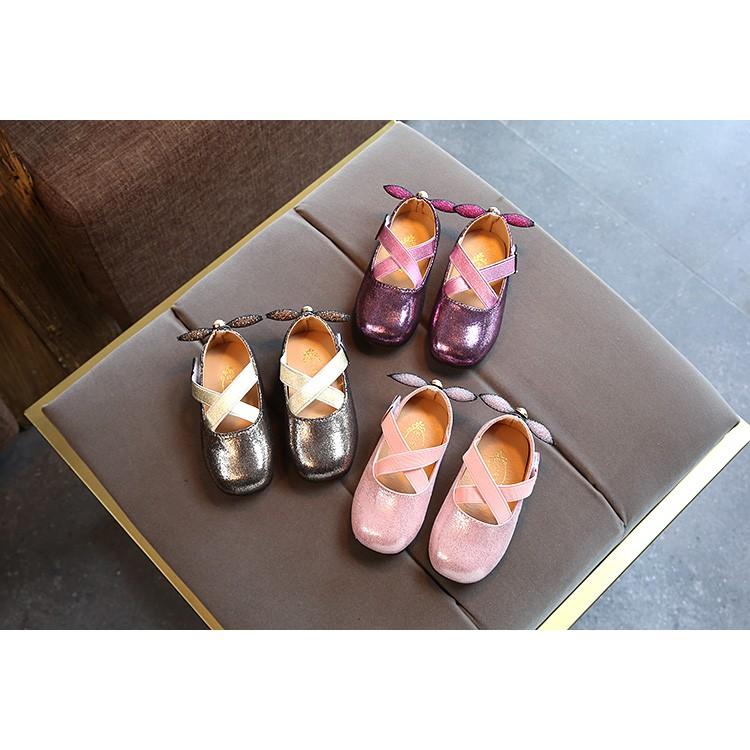 [HÀNG QUẢNG CHÂU] Giày búp bê bé gái