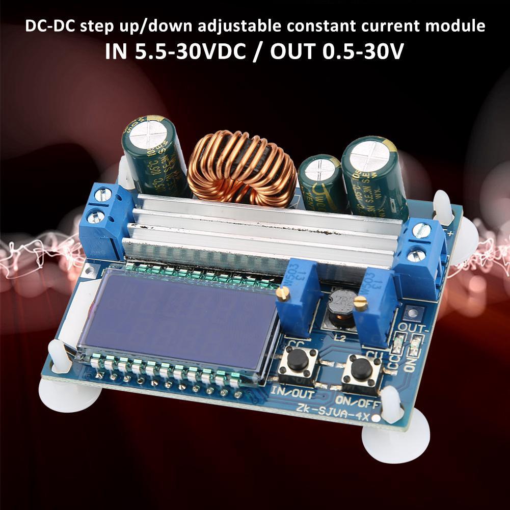 Mô-đun điều chỉnh điện áp DC-DC 5 5-30V To 0 5-30V