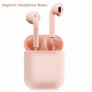 Tai Nghe Koosuk Inpods i12 TWS Kết Nối Bluetooth Không Dây Âm Thanh Stereo Thông Dụng