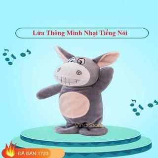 ss_Đồ chơi lừa Donkey biết nói biết hát cho bé (GIÁ SỈ) ( GIÁ SIÊU RẺ )