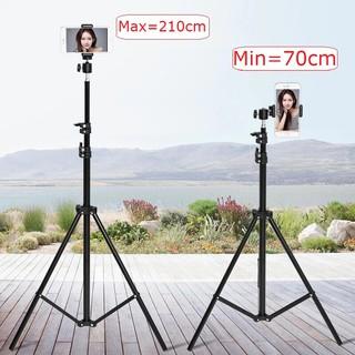 Gậy di động 3 chân đa năng cho camera, máy ảnh máy đo thân nhiệt