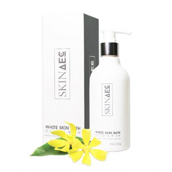 Sữa Tắm Trắng Da, Tẩy Tế Bào Chết Hàng Ngày - Skin AEC White Skin Bath