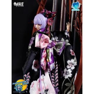 [Eastern Model] Bộ phụ kiện mô hình 1/12 Kimono Optional Parts Set for A.T.K Girl Arachne